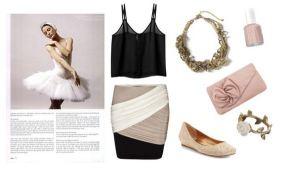 Ballet baby.