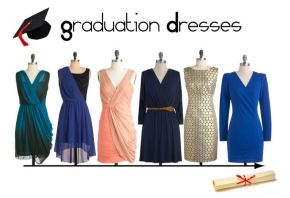 Distracting myself with virtual shopping, a.k.a the hunt for a graduation dress