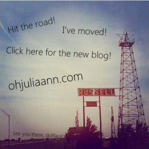 I've moved! Self-hosted! Come joinme!