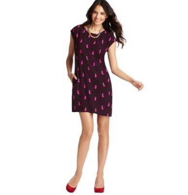 Loft Smitten Kitten Dress